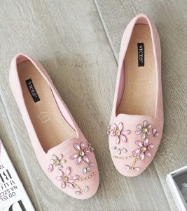 Buty Lordsy OTTO pink